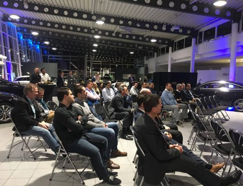 Mosaik-Business-Veranstaltung im Autohaus Robert Kunzmann GmbH & Co. KG