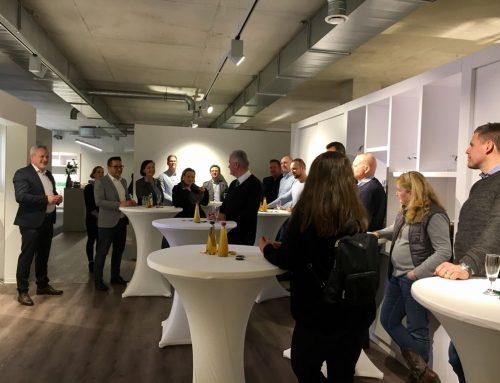 Mosaik-Business-Veranstaltung in der Bäderausstellung Pfeiffer & May