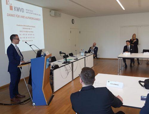 """Gospodarski forum """"IT Hrvatska"""", Stuttgart, 07.05.2019"""
